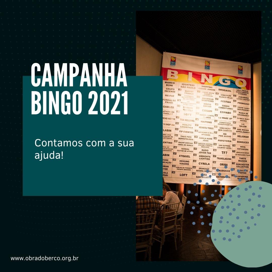 CAMPANHA BINGO 2021