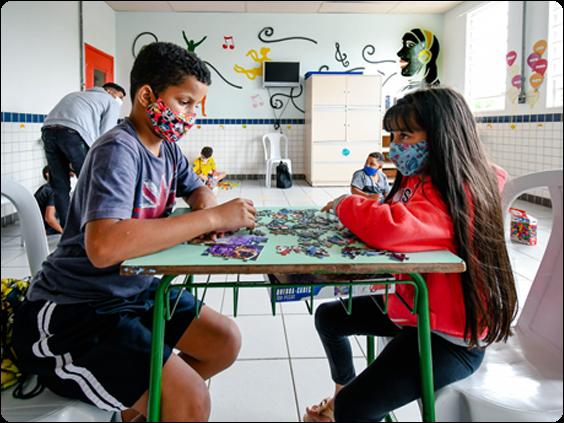 Centro para Crianças e Adolescentes